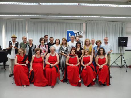 El Aula Poética de Cuenca despide la temporada con la profesora de baile Charo Rodríguez Patiño