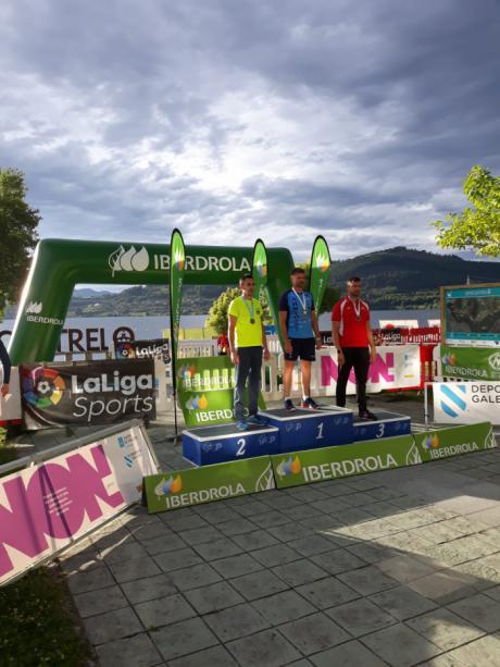 """El Club Piragüismo """"Las Grajas"""" en la III Copa de España de maratón"""