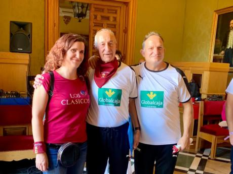 Globalcaja colaboro con varias actividades en la fiestas de San Mateo