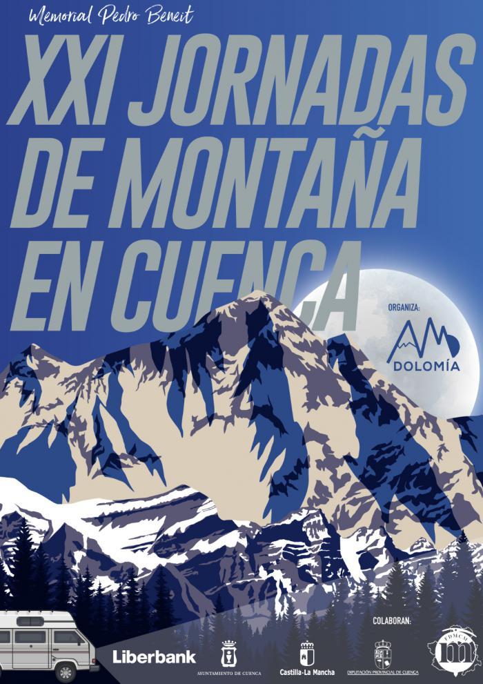 """El martes comienzan las Jornadas de Montaña """"Memorial Pedro Beneit"""""""