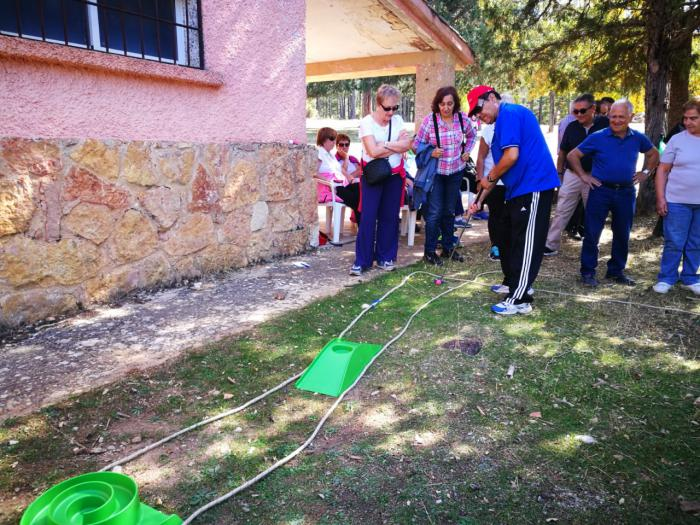 """Nuevo éxito participativo del programa """"Una jornada activa en el medio natural 2019"""""""