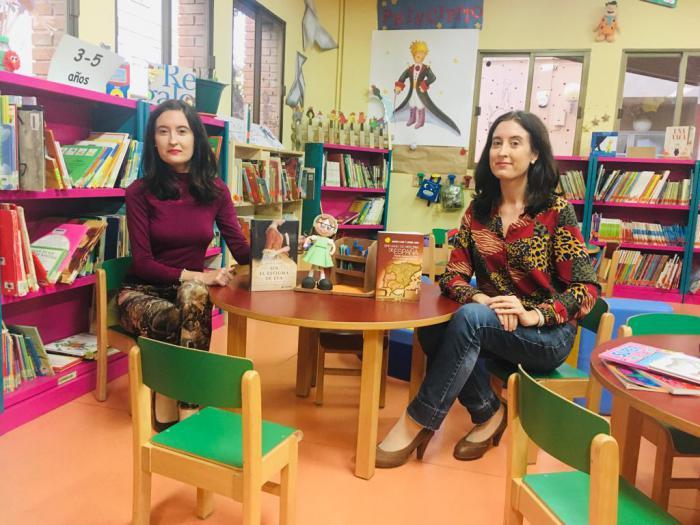 Las Hermanas Lara presentan 'Sin el estigma de Eva' en la Biblioteca de Tarancón