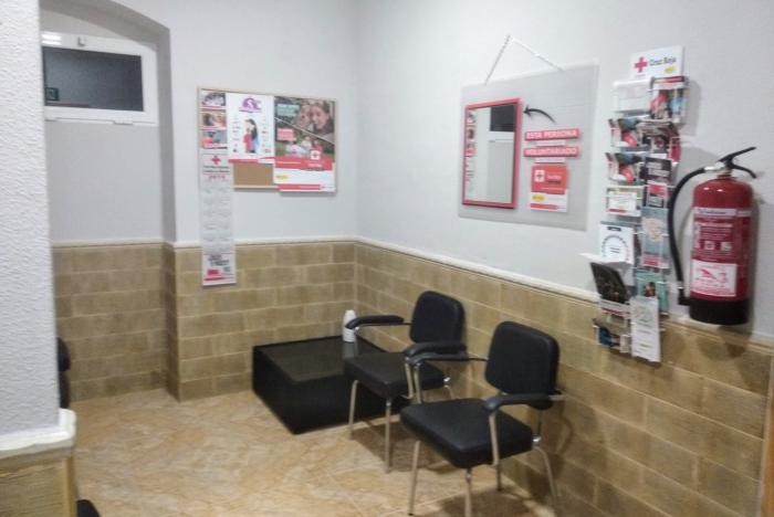 Cruz Roja inaugura la remodelación de su sede en Minglanilla