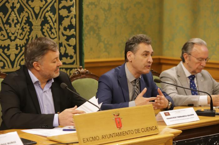 En imagen Francisco Tierraseca, delegado del Gobierno de España en Castilla-La Mancha