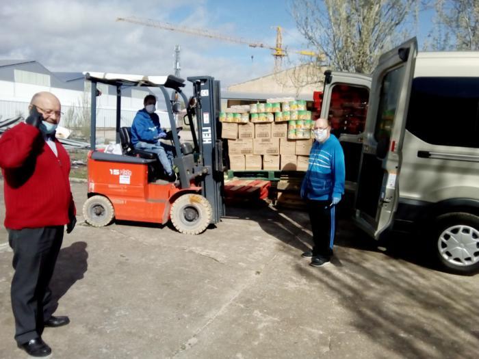 El Banco de Alimentos redobla sus esfuerzos en plena crisis por el COVID-19