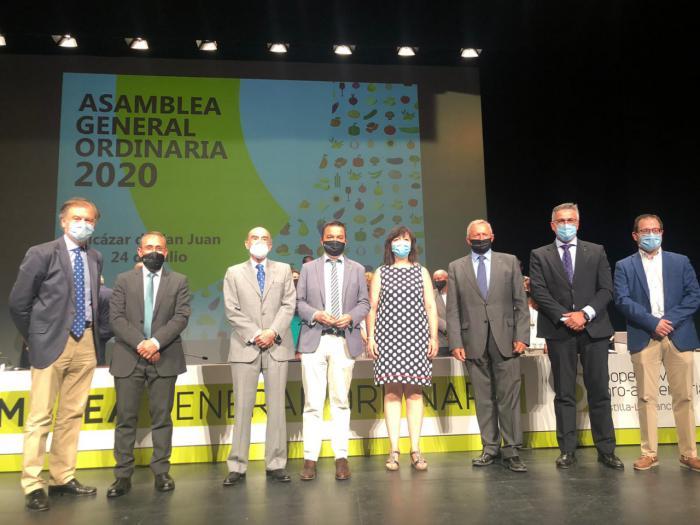 Globalcaja muestra su cercanía y compromiso con el sector cooperativo de la región