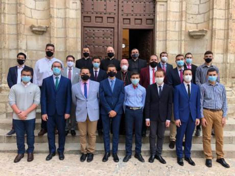 El Seminario Mayor suma 13 alumnos y el Menor 5 en el nuevo curso académico
