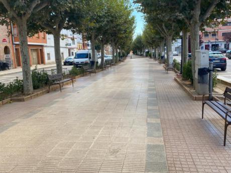 Avenida del Riato
