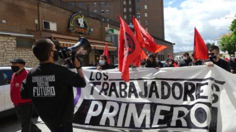 """Para el Frente Obrero, """"los trabajadores son lo primero"""""""