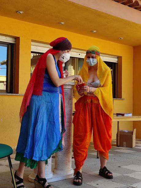 La biblioteca de Villalba de la Sierra retoma la actividad cultural con un Cuentacuentos