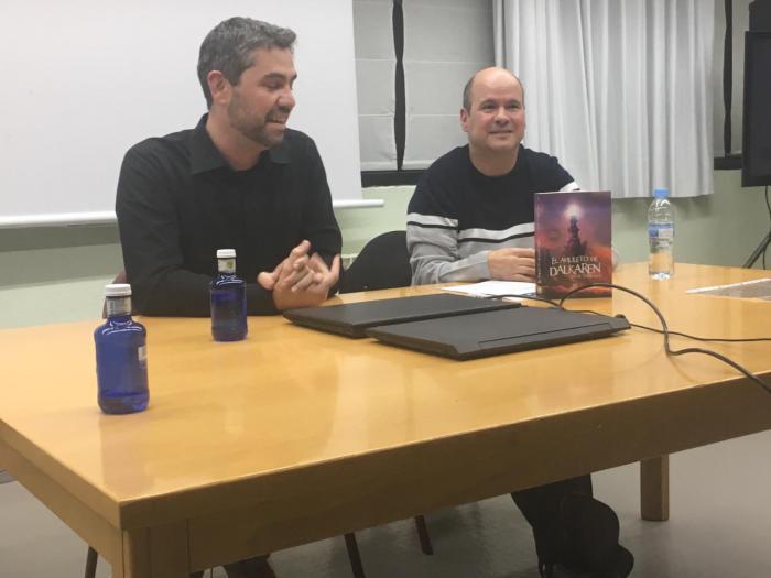 'El amuleto de Dalkarén' novela de aventuras nacida del autor conquense Luis Miguel Torrecilla