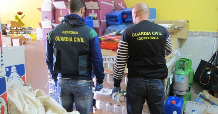Desarticulado un grupo criminal que se dedicaba a estafar a diversos agricultores de La Mancha conquense