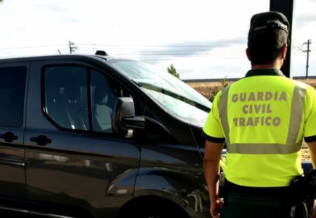 Las furgonetas son las protagonistas de la nueva campaña de vigilancia de la DGT