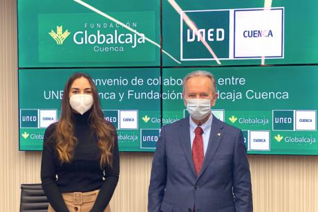 La Fundación Globalcaja Cuenca y la UNED renuevan su acuerdo de colaboración