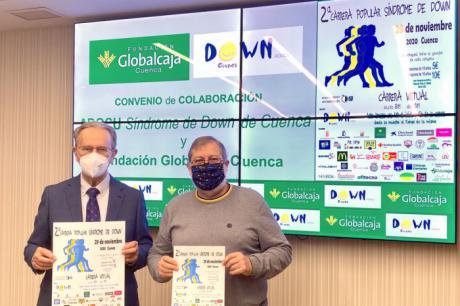 Llega la segunda Carrera Solidaria a favor de la Asociación de Síndrome de Down de Cuenca