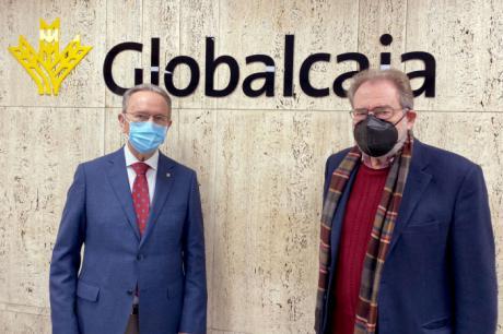 Globalcaja y su Fundación en Cuenca renuevan su compromiso solidario con Cáritas Diocesana