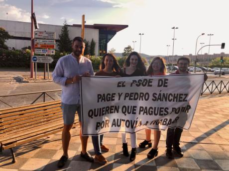 NNGG Cuenca pide a Page ¨claridad y contundencia¨ ante el pago por uso de las autovías