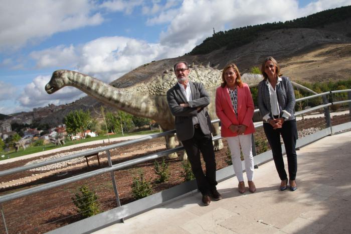 El Museo Paleontológico espera llegar a fin de año con más de 80.000 visitas