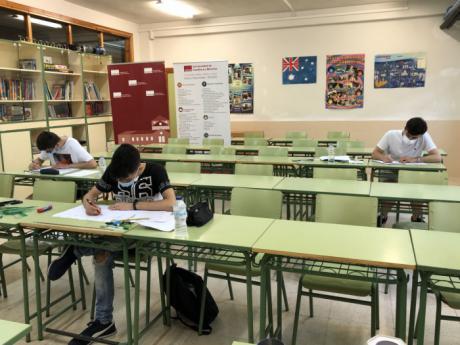 Dos alumnos de Secundaria de Castilla-La Mancha, bronce en la fase nacional de la Olimpiada Matemática Española