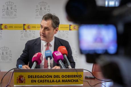 """Francisco Tierraseca: """"Uno de cada tres castellano-manchegos se va a beneficiar de las medidas sociales aprobadas por el Gobierno de España"""""""