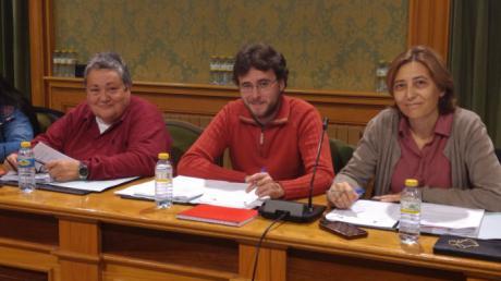 Para IU, la municipalización de parques y jardines, nueva moción incumplida por el PP