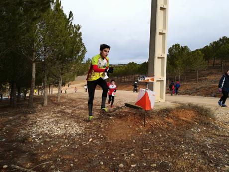 Villanueva de la Jara acoge en torno a 300 deportistas en el estreno del XI Circuito de Orientación Diputación de Cuenca