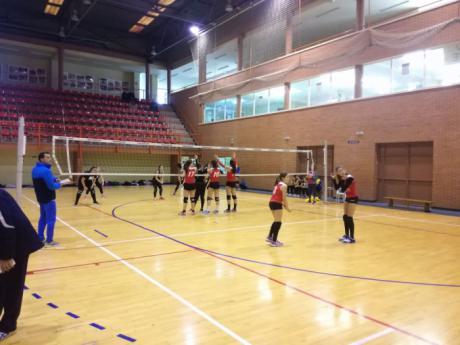 El Voleibol centra la atención correspondiente al fin de semana en el Deporte en Edad Escolar