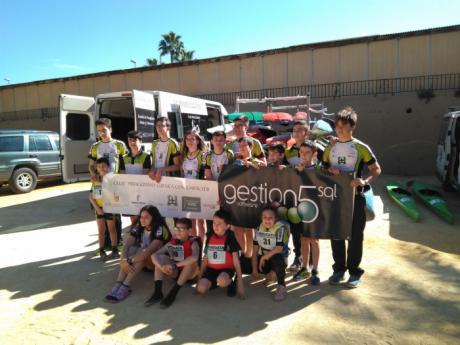 El Club de Piragüismo Cuenca con Carácter en la III Regata Ciudad de Murcia