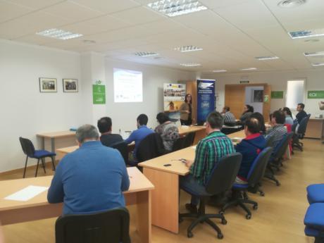 ACESANC y ADI Záncara reúnen a cerca de 30 empresas para conocer las ayudas del programa leader