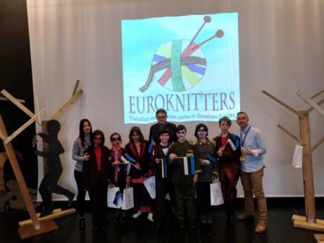 Alumnos y profesores del colegio de Santa Ana continúan su proyecto Erasmus+