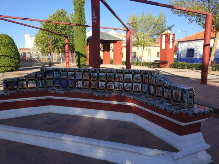La Sociedad Cervantina de Alcázar ha completado el Quijotegram