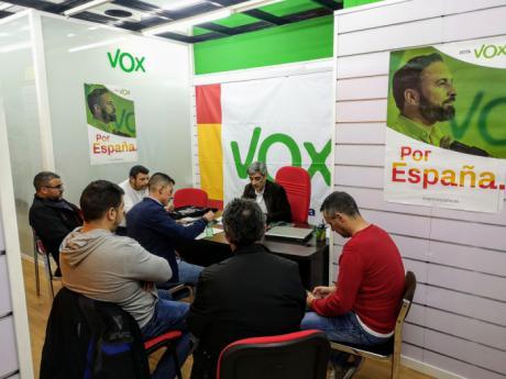 VOX reivindica la equiparación salarial de la Policía Nacional y la Guardia Civil con las policías autonómicas