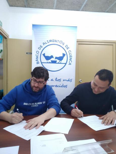 Quesos Villarejo y Banco de Alimentos llegan a un acuerdo para distribuir sus productos entre los más desfavorecidos