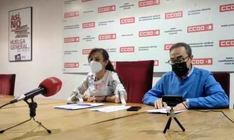 Paco de la Rosa pide a los Gobiernos que tomen medidas para evitar intentos de deslocalización como el de Siemens Gamesa