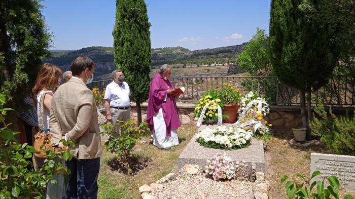 Misa en San Isidro en el 37 aniversario de la muerte de Zóbel