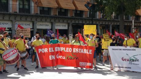 El Comité Intercentros de Geacam se reunirá la próxima semana en Cuenca para analizar la situación del conflicto