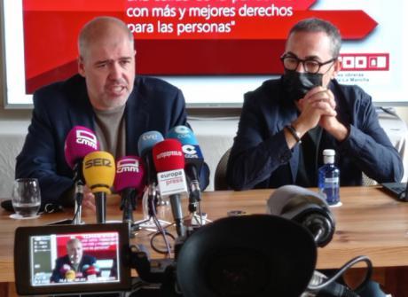"""Unai Sordo pide desde Toledo valentía al Gobierno de coalición: """"A esta legislatura le ha llegado la hora de la verdad"""""""