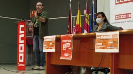La reforma laboral tiene mucho que ver con todas las empresas que se han marchado de Cuenca y por eso urge derogarla