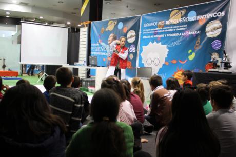 Más de 900 escolares participarán en la II edición del programa Pequeños Científicos de El Mirador