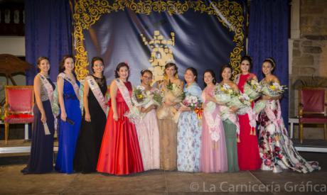 Pregón y presentación de la Reina y Damas 2017 de Mota del Cuervo