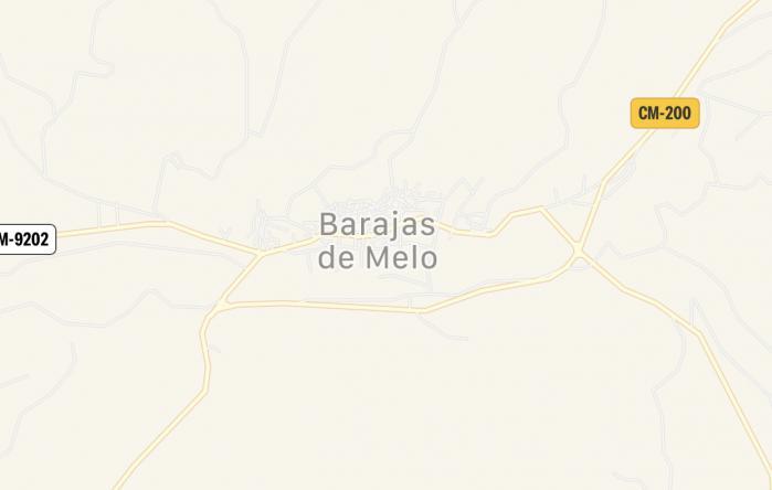 Muere un tractorista de 59 años en un accidente laboral en Barajas de Melo