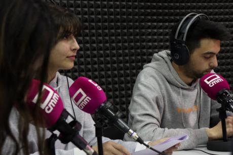 Los estudiantes de periodismo hablan de despoblación en 'El Ágora'