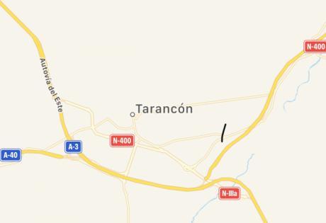 Fallece un hombre de 42 años tras quedar atrapado bajo un tractor en Tarancón