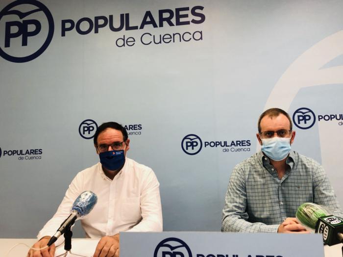 El PP reclama a la Junta los 5,5 millones de euros que le correspondían a Cuenca para proyectos de eficiencia energética