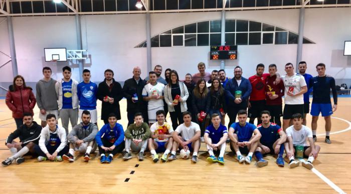 NNGG Las Pedroñeras obtiene 850 kg de alimentos en su II Campeonato de Futbol Sala