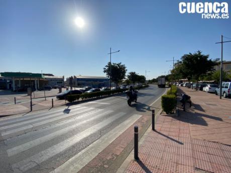 Un fallecido tras la colisión de dos turismos en la avenida Adolfo Suárez de Tarancón