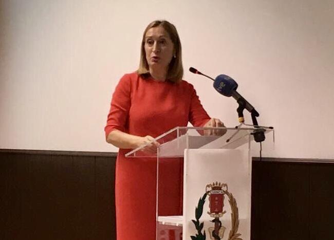 Ana Pastor rechaza 'de forma contundente' a todo lo que vaya contra la ley