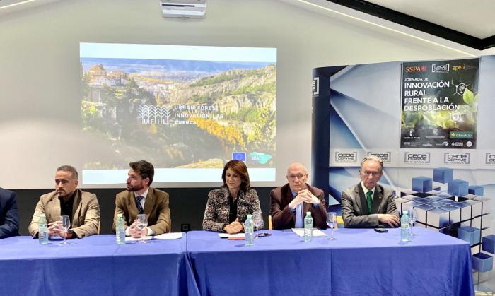 Globalcaja, en la Jornada de Innovación Rural frente a la despoblación