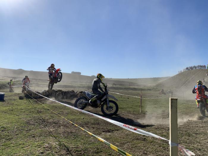 El III Cross Country Ciudad de Cuenca reúne a más de 70 participantes y un total de 6.000 espectadores