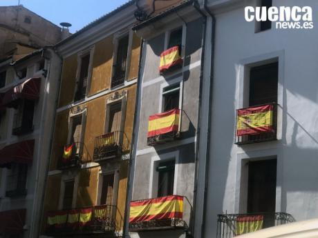 El PP anima a instalar banderas en las casas como símbolo de la unidad de España